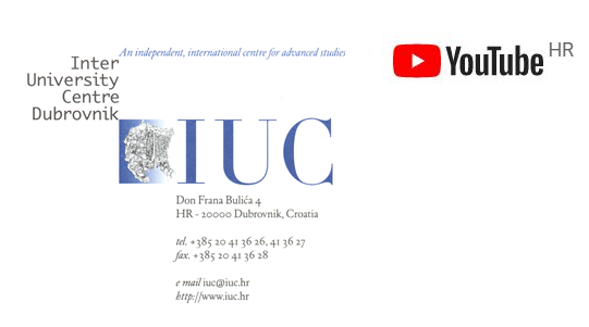 YouTube Channel of the Inter-University Centre
